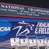 Sports Massage at the NCAA Track Championships